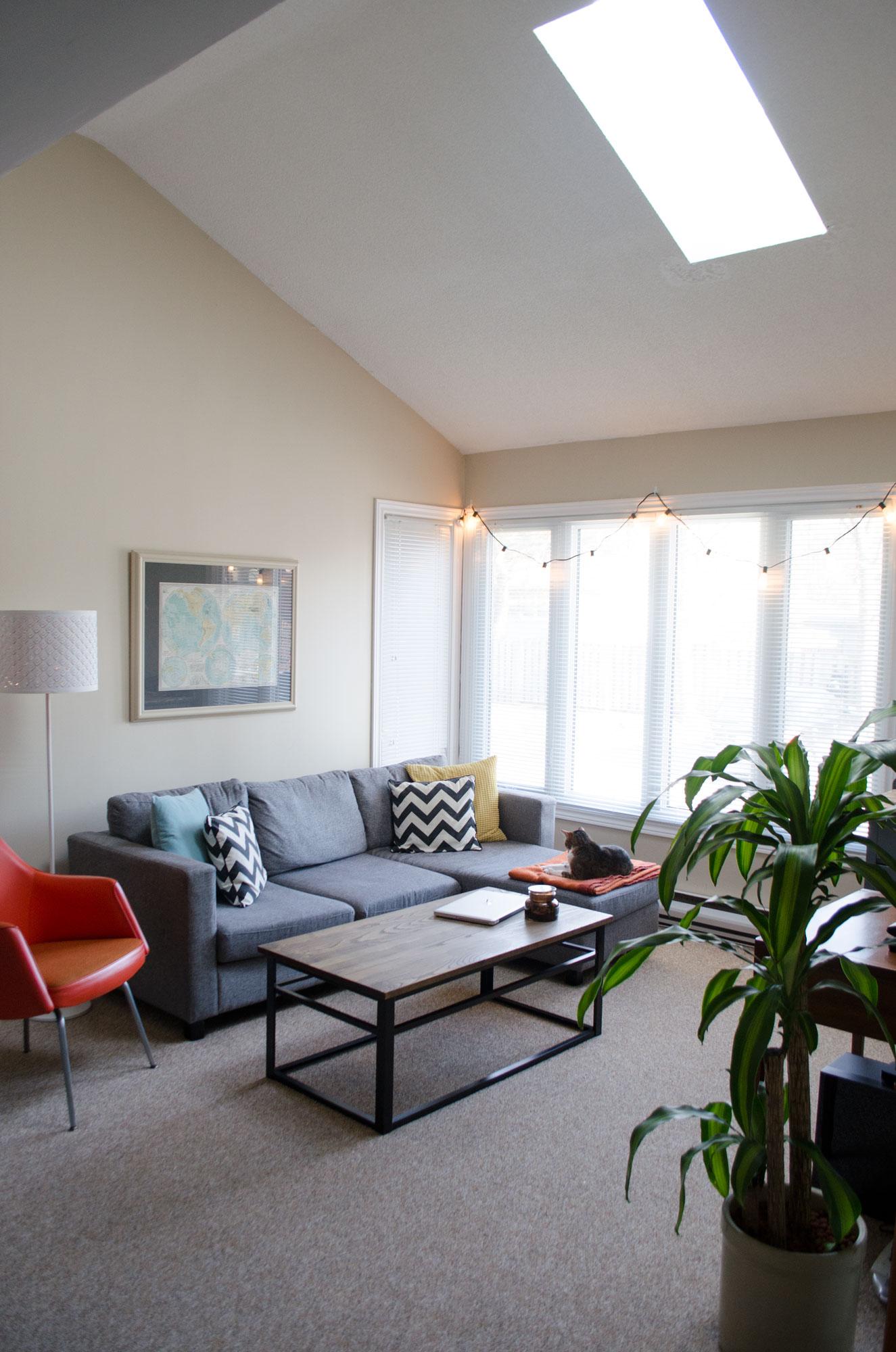 Living room update morerebe for Living room updates
