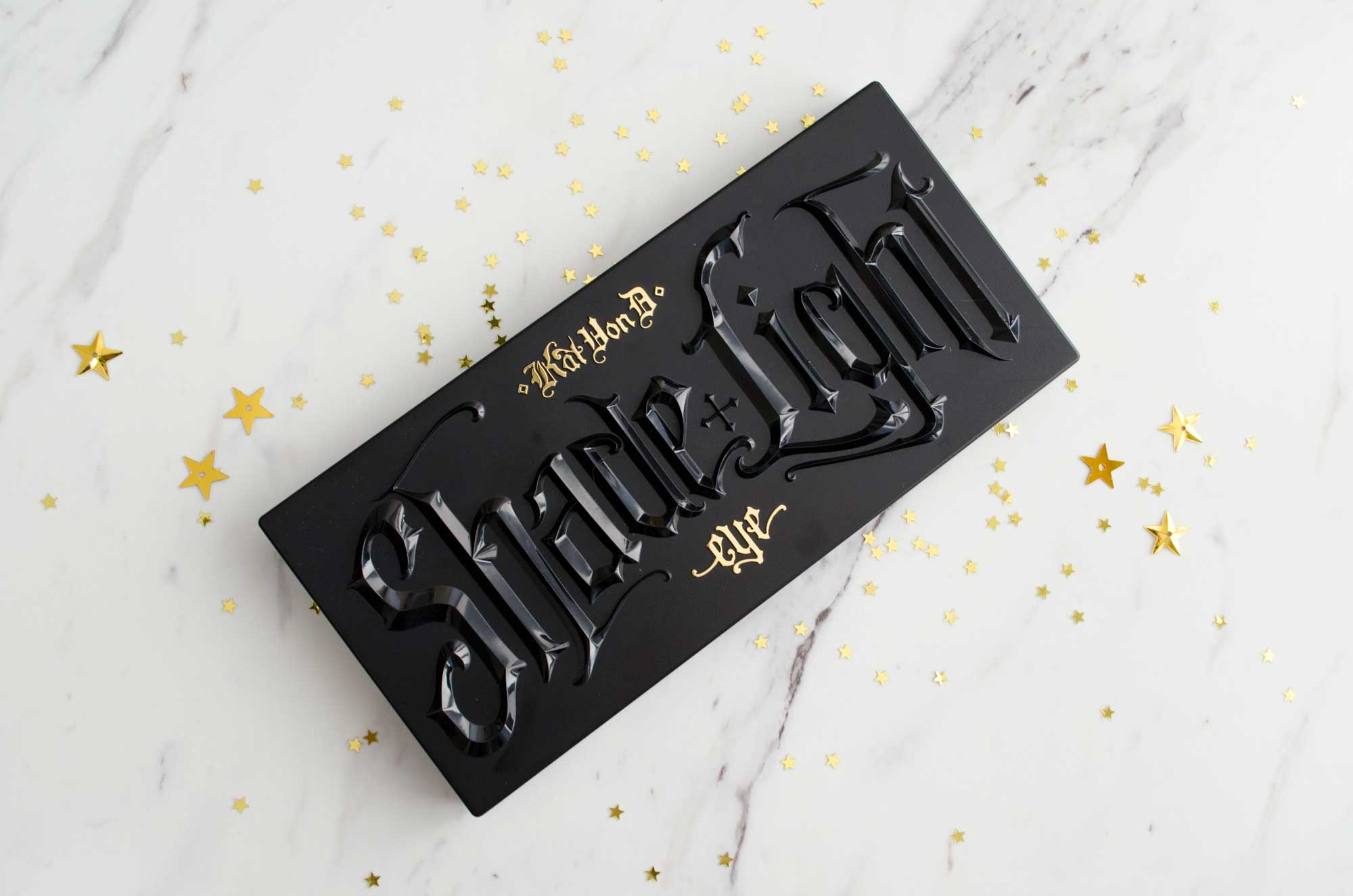 kat von d shade and light palette outside packaging